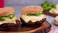 طريقة عمل ساندويتش برجر لحم - مع دعاء حسن