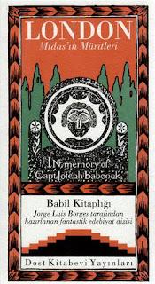 Babil Kitaplığı 05 - London - Midas'ın Müritleri