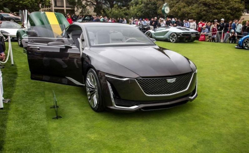 2016 Cadillac Ct6 Release Date Price And Specs: 2017 Cadillac Escala Concept Specs, Interior, Engine