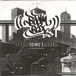 BOOM BOX DEMO 1 LA TRIBU AL ACECHO-DFK CREW 2002