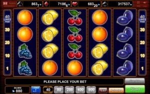 Jucat acum 40 Super Hot Slot Online