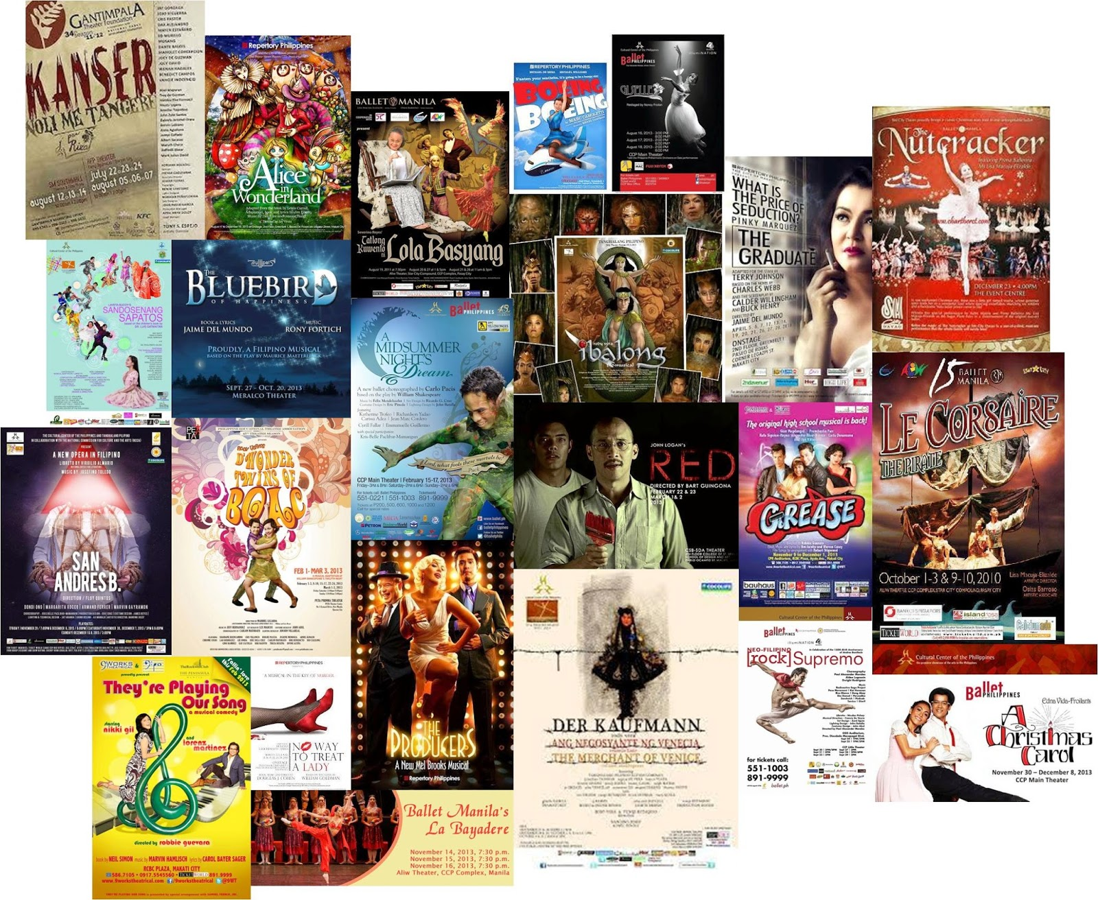 2013 Gawad Buhay!: The Philstage Awards for the Performing