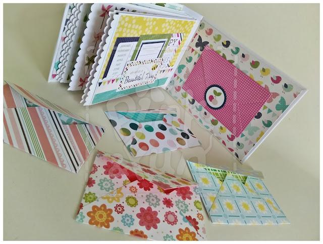 Como fazer envelopes com e sem ferramentas