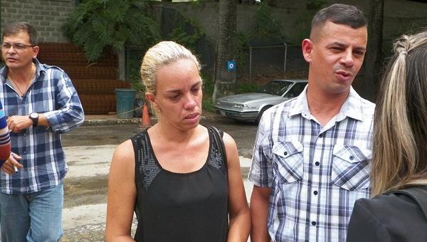 """Madre de Neomar Lander asegura que su hijo marchaba por su propia voluntad: """"Nadie nos paga, nadie nos obliga"""""""