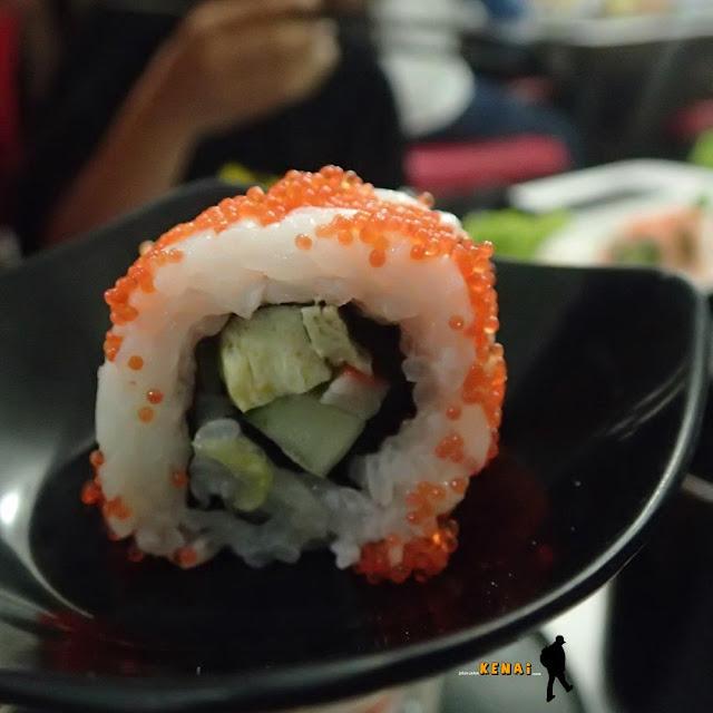 Hiroya Japanese Restaurant, Rindu Masakan Ibu, kuliner, rawamangun