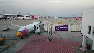 NOK Air Don Mueang International Airport