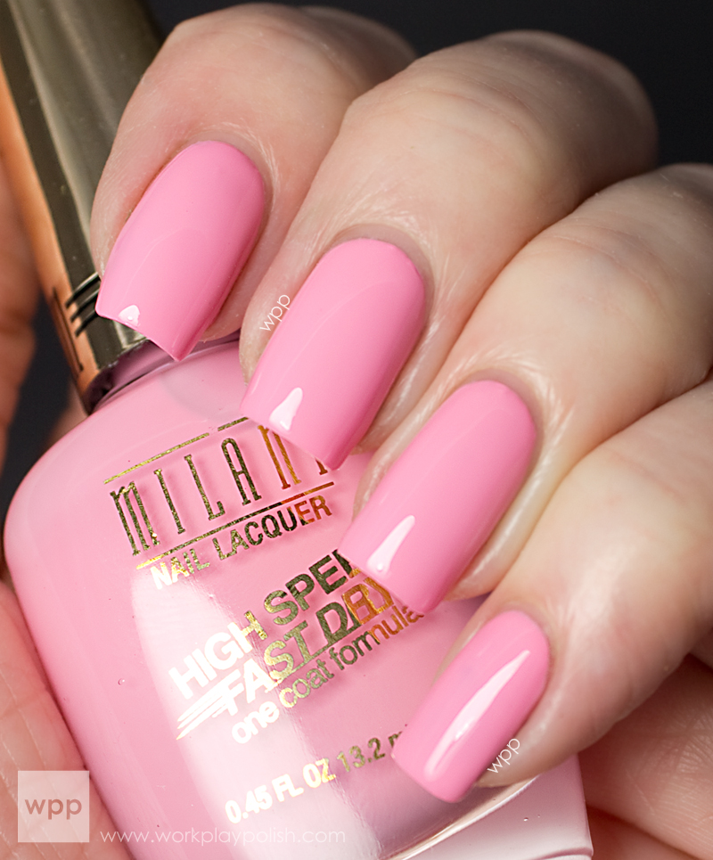Milani High Speed Fast Dry Pink Express