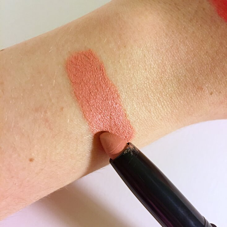 e.l.f. Matte Lip Color Coral swatch
