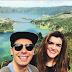 """[IMAGENS] Amaia & Alfred de Espanha gravam """"postcard"""" na Ilha de São Miguel"""