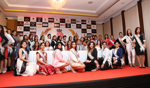 Dazzling Display of Beauty, Glamour & Style at MRS INDIA Earth 2016