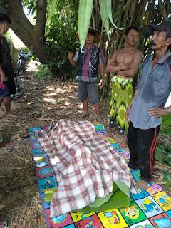 Mayat Bocah Ditemukan di Sungai