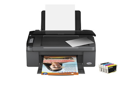 low cost printing with individual ink cartridges Epson Stylus SX100 Driver Downloads
