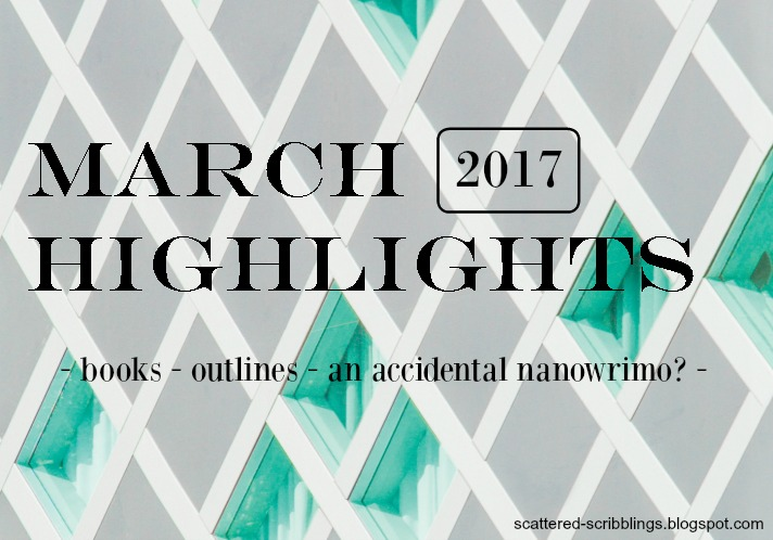March 2017 Highlights Header