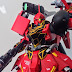 Custom Build: HGUC 1/144 Sinanju FR