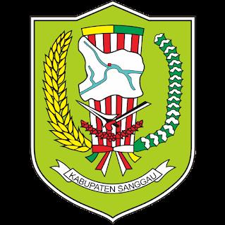 Logo Kabupaten Sanggau  Vector CorelDraw