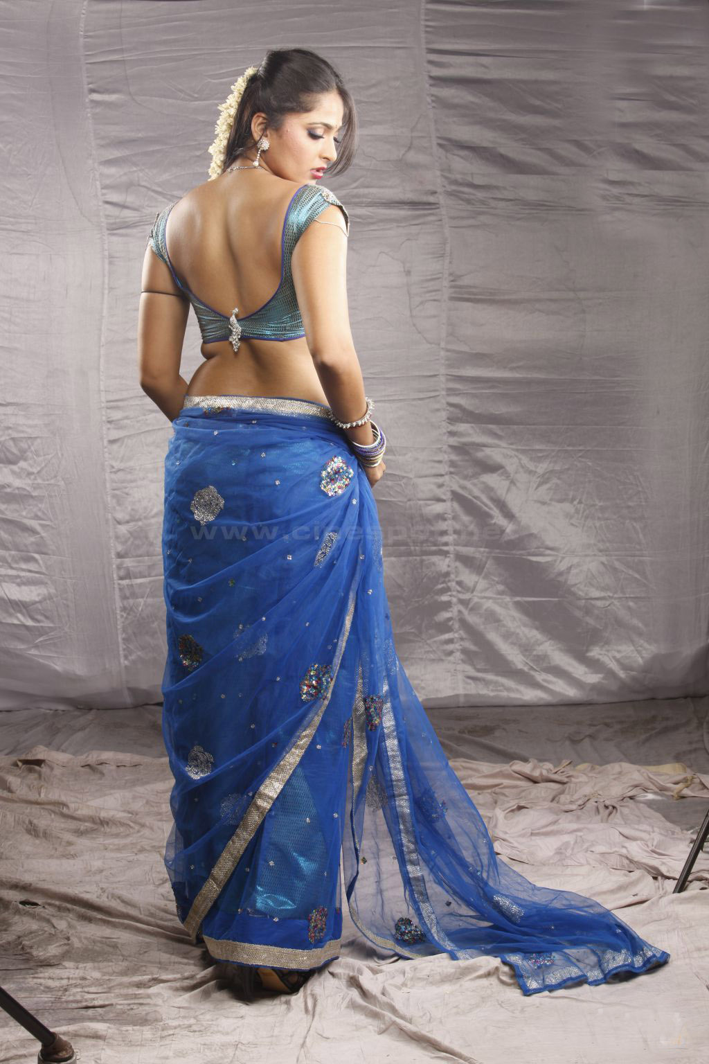 My Desi Aunties My Desi Aunty With Hot Saree-7752