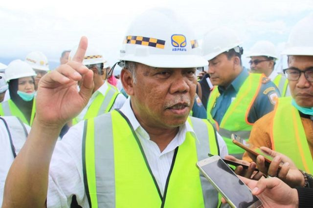 Basuki Hadimuljono Targetkan Pengembangan Food Estate di Kalteng pada Oktober 2020