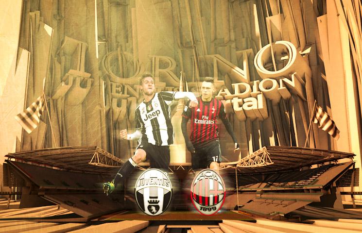 Serie A 2016/17 / 28. kolo / Juventus - Milan, petak, 20:45h