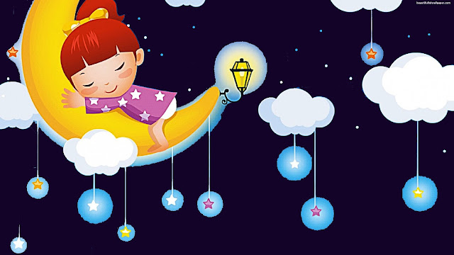 msg143.com-baby-animated-good-night-hd-image