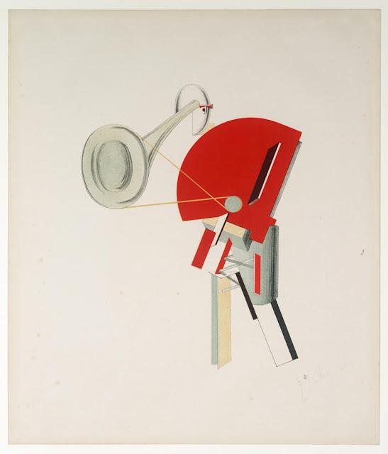 El Lissitzky Anonsçular