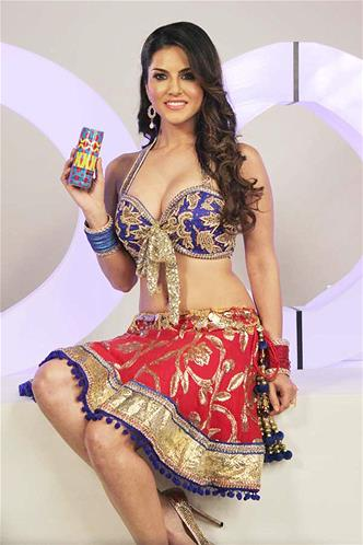 Sunny Leone Exclusive XXX Energy Drink Photoshoot