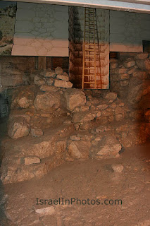 City of David, Water System, Warren's Shaft