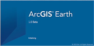 Downlaod Free ArcGIS Earth 2016