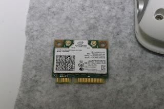 インテルのデュアルバンドワイヤレスAC-7260