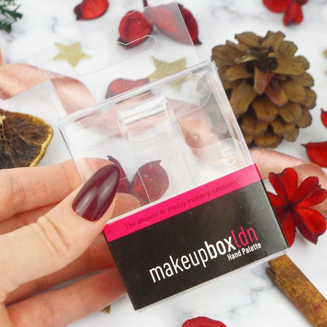 Instant Beauty Fix Products Review MakeupBoxLdn Hand Palette Lovelaughslipstick Blog