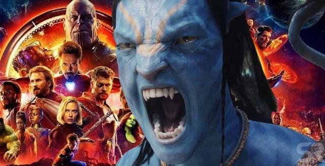 Sekuel Avatar Akan Tenggelamkan Marvel