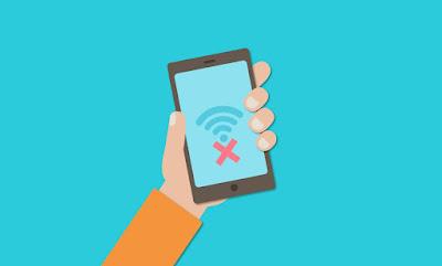 Cara Mengatasi Wifi Android Sudah Connect Tapi Tidak Bisa Connect Internet atau Browsing