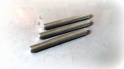 "Custom 3/4 X 6"" 316 Stainless Steel Threaded Studs - Engineered Source is a supplier and distributor of custom/special 316 stainless threaded rod and studs - covering Santa Ana, Orange County, Los Angeles, San Diego, Inland Empire, California, United States, and Mexico"