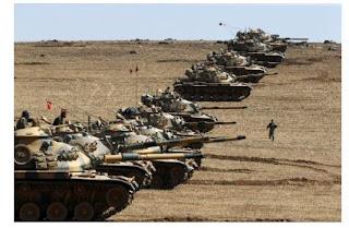 Turquia, decima (10ª) maior força militar do mundo