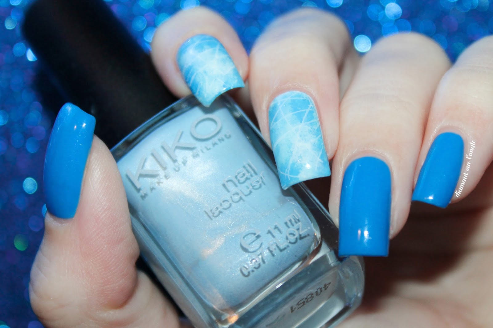 Nail Art Blue Sky ~ the best inspiration for design and color of the ...