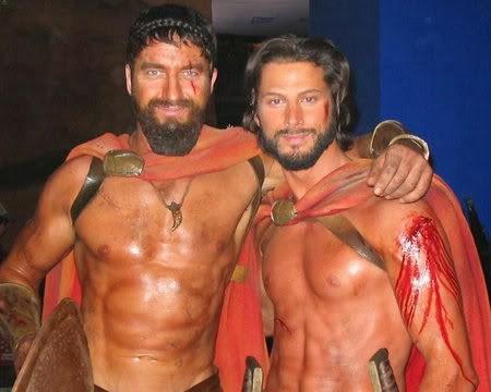 Original King Leonidas Beard Style