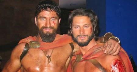 Leonidas Beard Styles How To Grow A Beard Like Leonidas