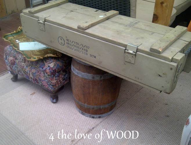 jobbers guide how to build a wooden ammo box