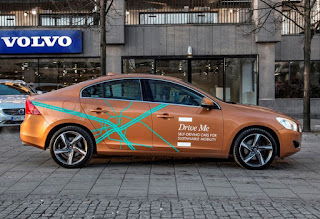 9jaboizgist photo of driverless volvo car