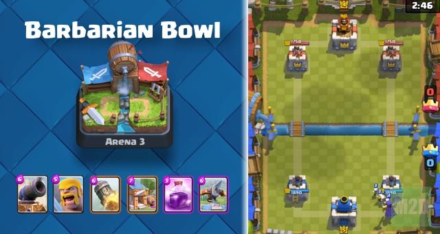 Barbarian Bowl