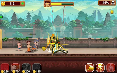 Download Chhota Bheem : The Hero Apk + (Mod Money)