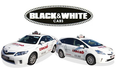 Black and White Cabs Brisbane Phone Number