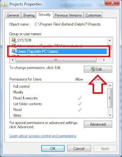 Cara Mengatasi Error Delphi 7 Pada Saat dirun - Dunia Programming