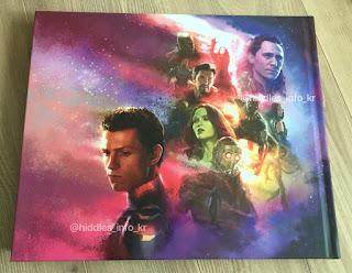 Infinity war earlier concept arts images