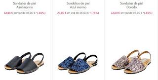 sandalias de piel 1