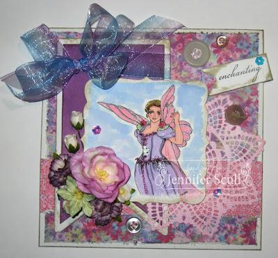 Morgans Fitzsimons Goth Fairy