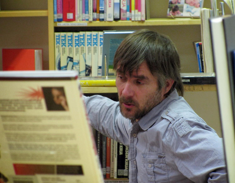 Karsikon Kirjasto