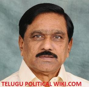 Kambalapadu Ediga Krishna Murthy