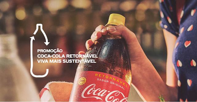 Promoção Coca-Cola Retornável