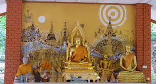 Chiang Mai, Wat Umong.