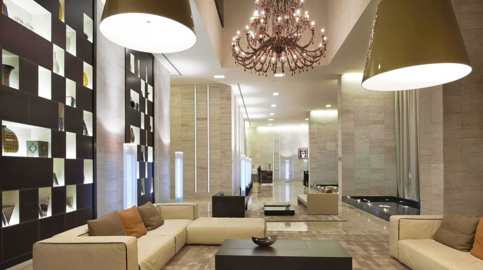 Best interior design companies and interior designers in dubai for Unusual interior design